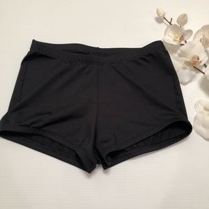 Varsity Girls Black Bloomers Size Small